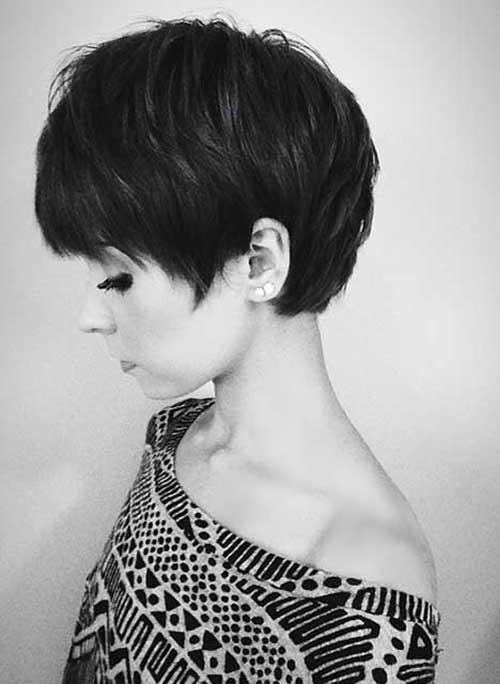 Cute Pixie Haircuts 2015
