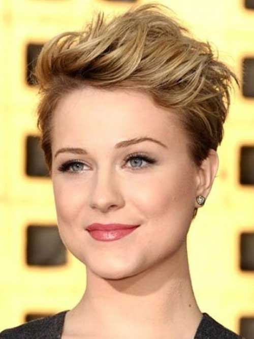 Evan Rachel Wood Pixie Hairstyles