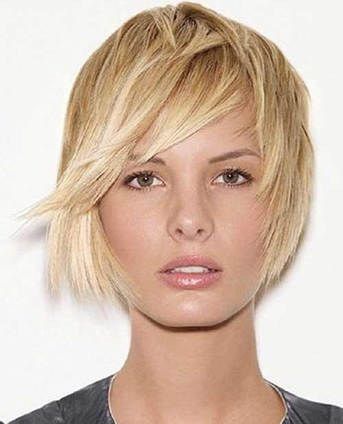 Popular Long Pixie Haircut Style Thin Hair