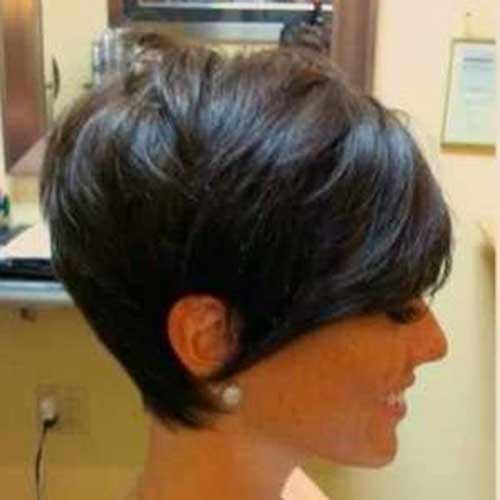 Pixie Bob Cut Hair