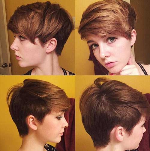 Short Pixie Cut Hairstyles