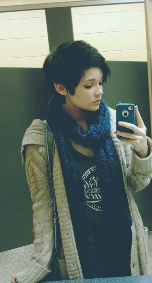Cute Pixie Cut Styles for Girls