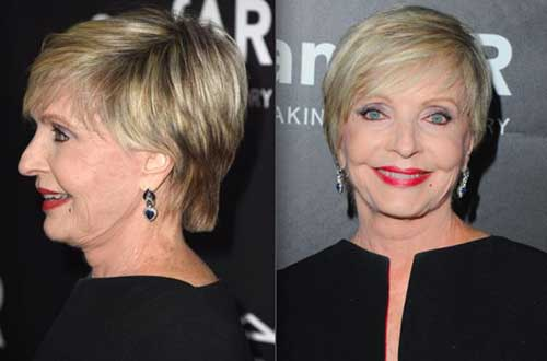 Straight Pixie Hairstyles for Over 50