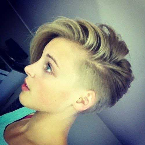 Best Pixie Short Haircuts 2015
