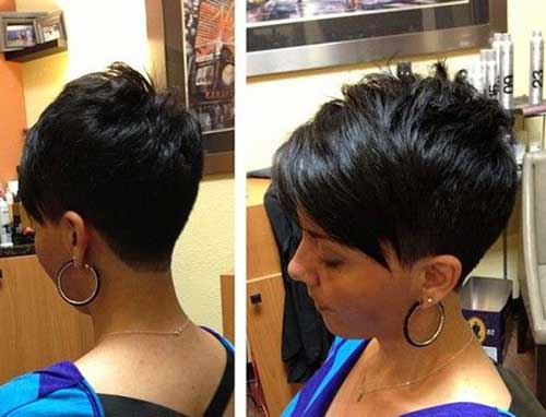 Best Short Spiky Pixie Haircuts