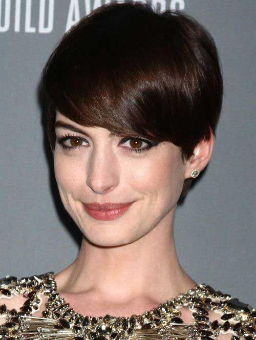 Straight Pixie Hair 2015