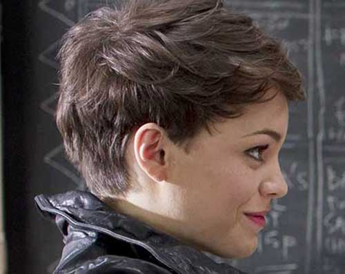 Super Short Pixie 2015