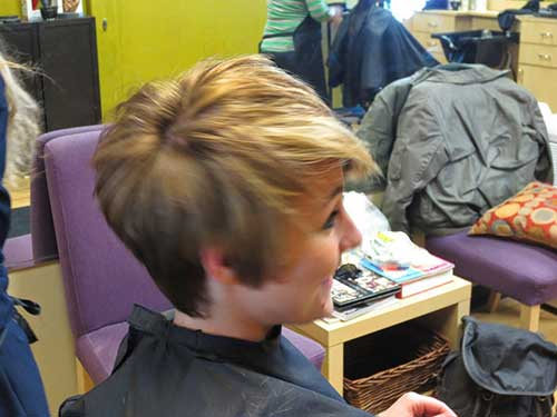 Trendy Long Pixie Haircuts Pictures