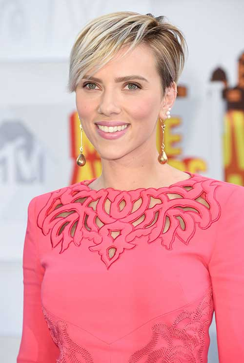 Trendy Pixie Asymmetrical Hair Cuts