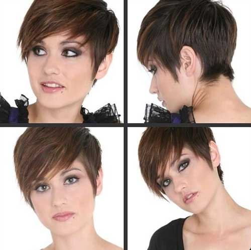 Trendy Pixie Hairstyles for Women