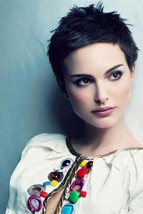 10 Popular Short Spiky Pixie Cuts | Pixie Cut 2015