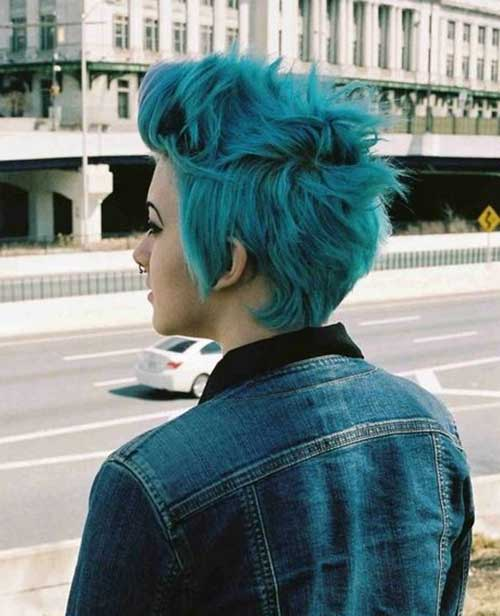 Best Pixie Hair Color Pixie Cut 2015