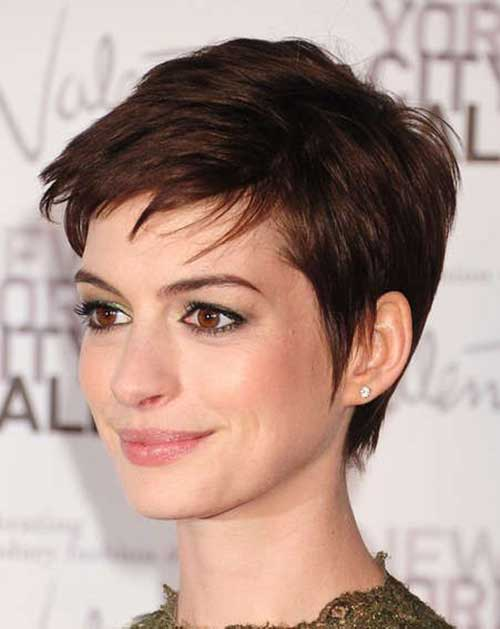 Best Celebrity Pixie Cuts 2014