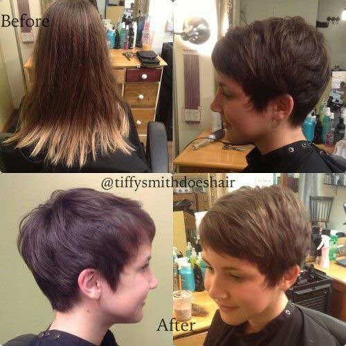 Chic Modern Pixie Haircuts