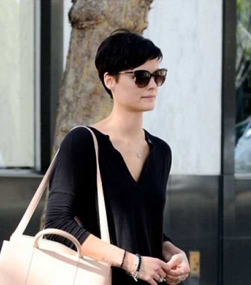 Cool Trendy Pixie Cuts Ideas
