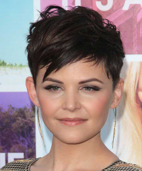 Best Dark Pixie Hairstyle