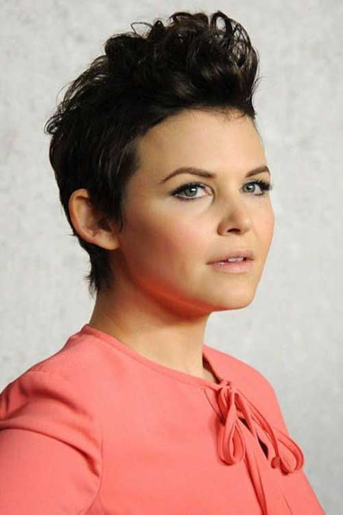 Ginnifer Goodwin Gorgeous Pixie Cuts
