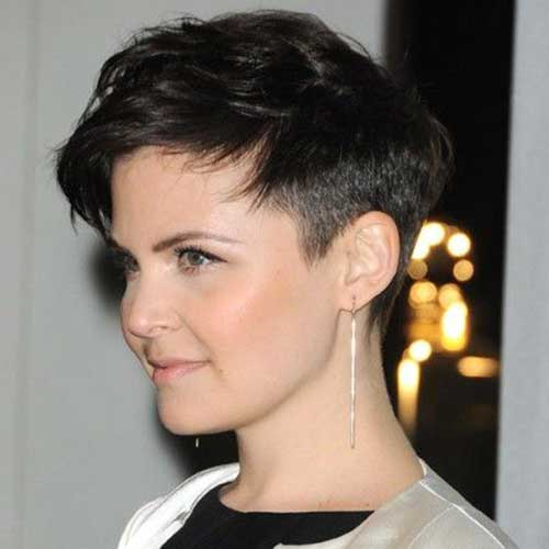 Ginnifer Goodwin Chic Pixie Hair