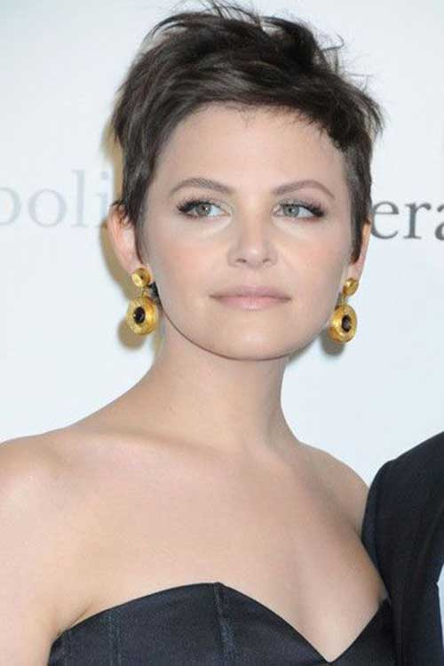 Ginnifer Goodwin Best Pixie Haircut