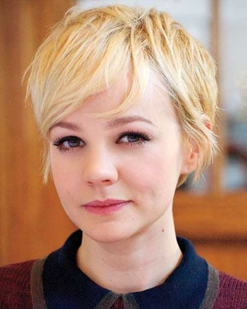 Layered Long Pixie Hairstyles