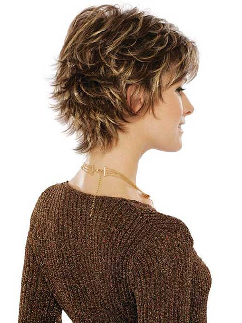 Layered Pixie Haircuts 2015