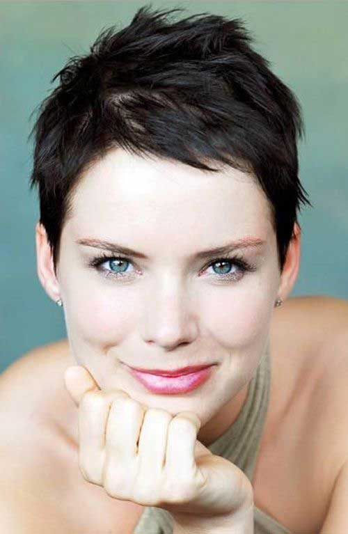 Modern Short Pixie Cuts