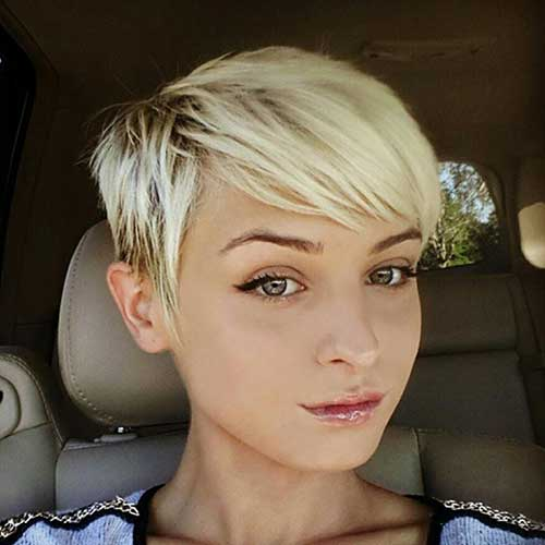 Modern Stylish Pixie Cuts