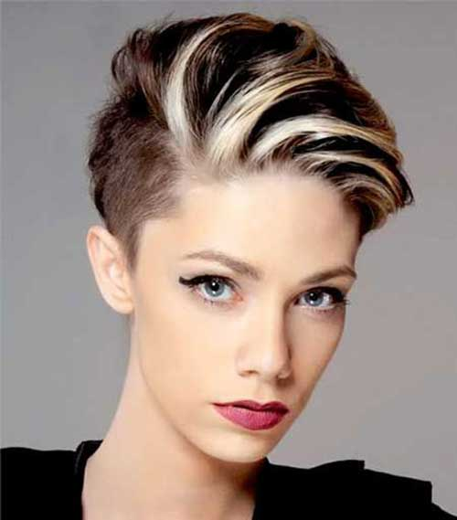 Best Pixie Cut Color Ideas