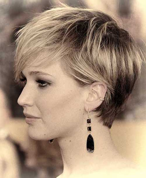 Popular Pixie Cuts 2014