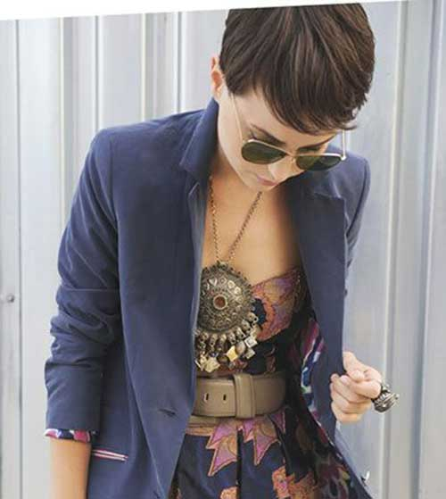 Best Pixie Cuts 2015