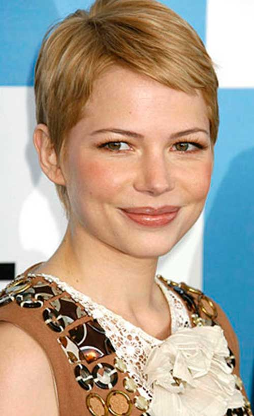 Pixie Cuts Ideas Michelle Williams