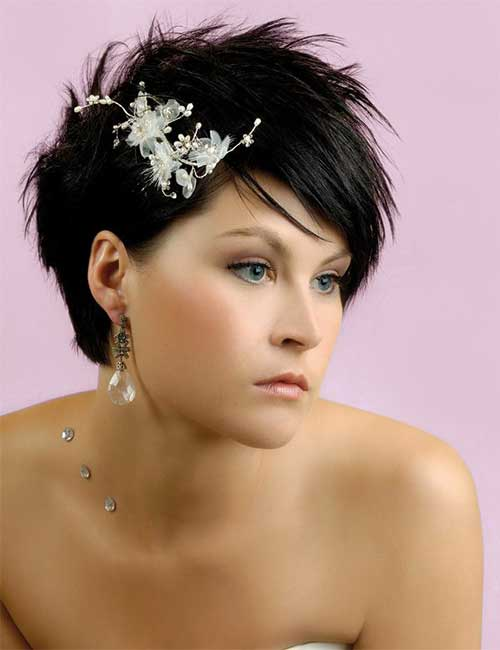 Best Prom Hair for Pixie Cuts
