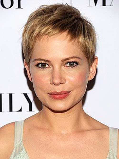 Straight Pixie Cuts Ideas