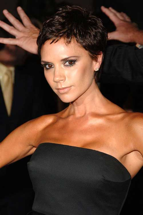 Super Short Pixie Hair Cuts