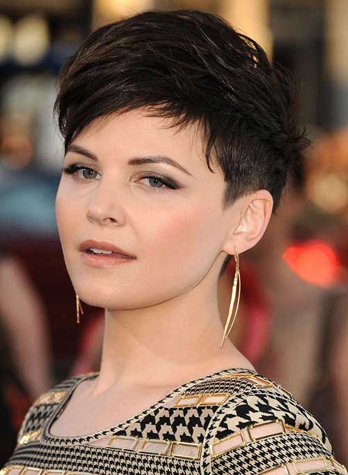 Ginnifer Goodwin Pixie Cut Pics