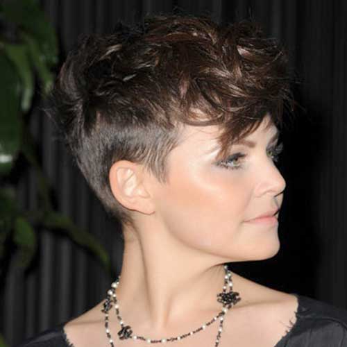 Best Ginnifer Goodwin Pixie Hairstyle