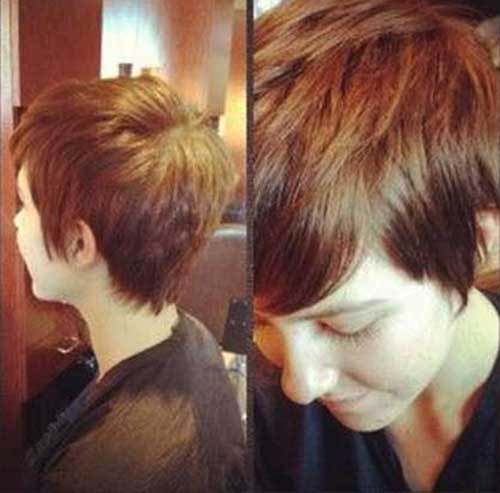 Cute Girls Pixie Cut