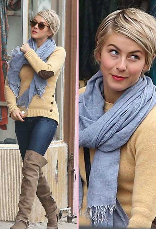 15 Julianne Hough Pixie Cuts Pixie Cut 2015