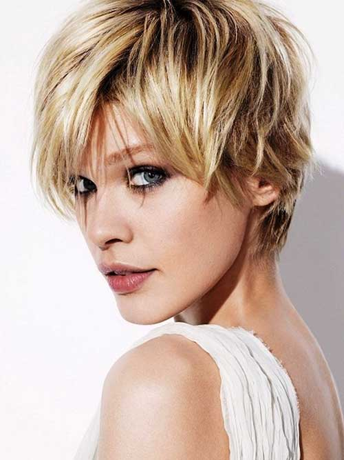 Best Long Pixie Hairstyles Layered Cut