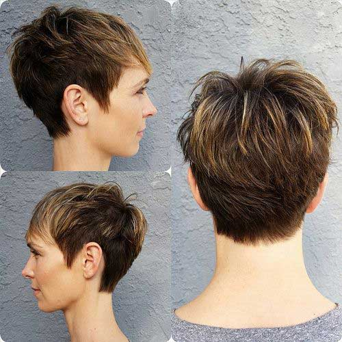 20 Girls with Pixie Cuts | Pixie Cut 2015