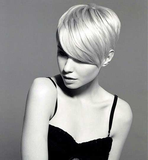 Trendy Edgy Pixie Cuts