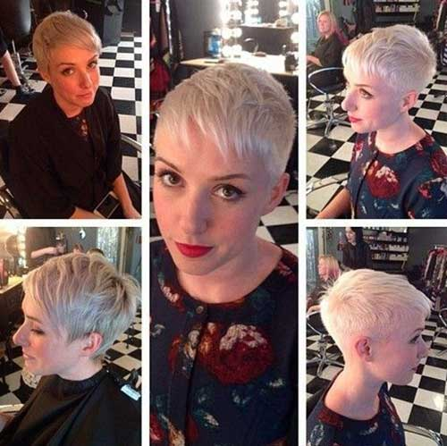 Very Short Pixie Cuts