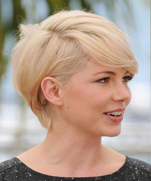 Celebrity Nice Pixie Cut 2016