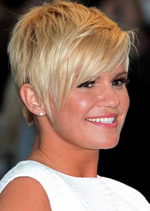 razor cut short hairstyles : 15 Razor Cut Pixie Hairstyles Pixie Cut 2015