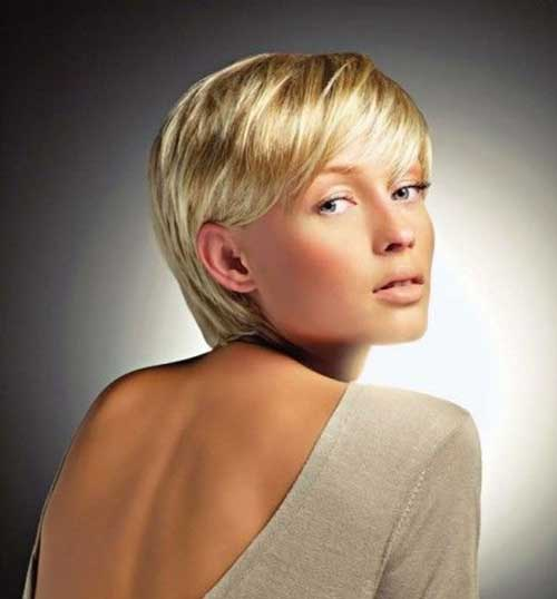 Short Haircuts For Fine Hair : Best Short Hairstyles for Fine Pixie Hair