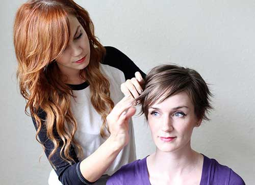 Best Straight Pixie Style Haircuts 2015