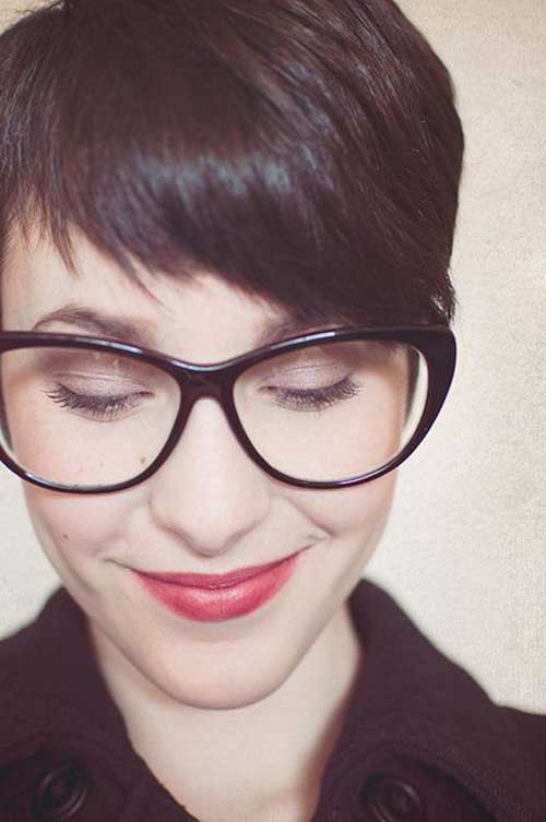 Textured Style Pixie Haircuts