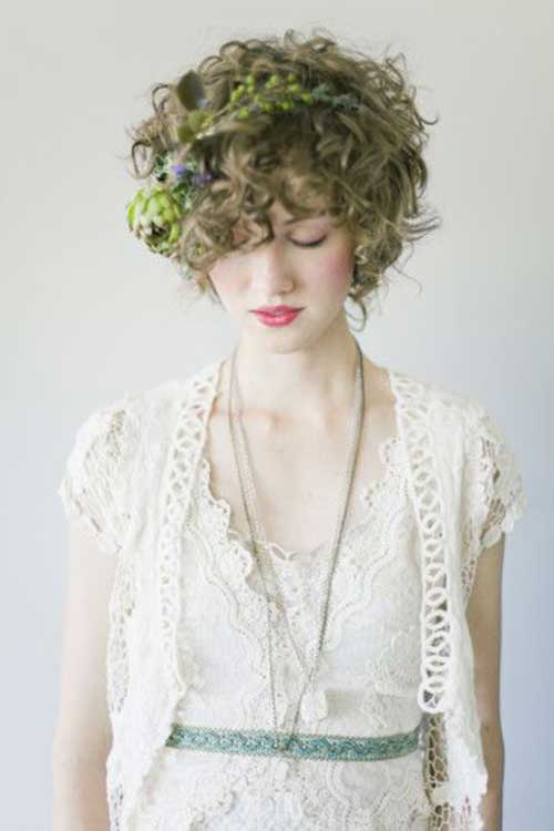 Thick Curly Pixie Hairstyles