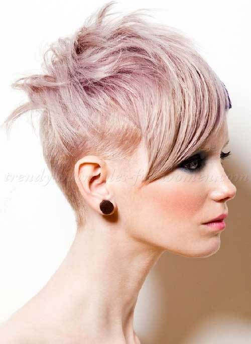 Shaved Undercut Women
