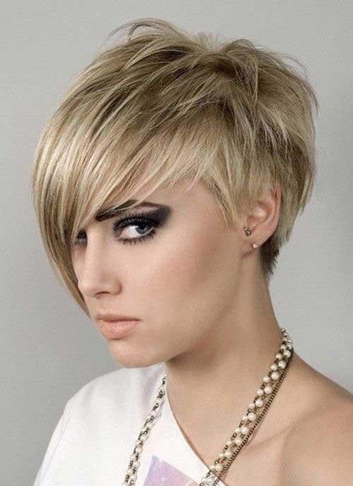 Pixie Asymmetrical Hair-10